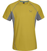 Salewa Rotek 2.0 Dry'ton T-Shirt, Nugget Gold