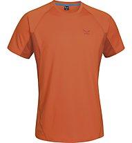 Salewa Rotek 2.0 Dry'ton T-Shirt, Terracotta