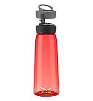 Salewa RUNNER BOTTLE 0,75 L - Trinkflasche, Red