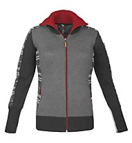 Salewa Salei Wolljacke Damen, Carbon