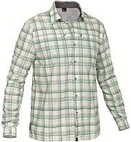 Salewa Salvin PL M L/S Shirt, Light Green