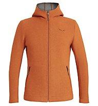 Salewa Sarner 2L - giacca con cappuccio - uomo, Orange