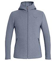 Salewa Sarner 2L - giacca con cappuccio - uomo, Light Blue