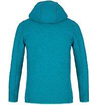 Salewa Sarner 2L Wool - giacca con cappuccio - bambino, Light Blue