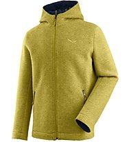 Salewa Sarner 2L - giacca con cappuccio trekking - uomo, Yellow