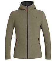 Salewa Sarner 2L - giacca con cappuccio - uomo, Brown