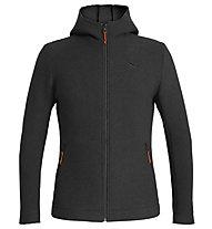 Salewa Sarner 2L - giacca con cappuccio - uomo, Black