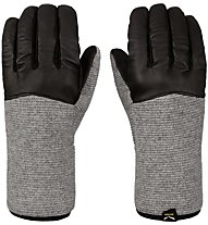 Salewa Sarner - Fingerhandschuhe Wolle, Grey/Black