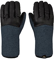 Salewa Sarner - Fingerhandschuhe Wolle, Black/Blue