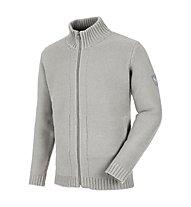 Salewa Sarner giacca lana, Silver