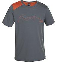 Salewa Sassolungo Dry'ton - T-shirt trekking - bambino, Magnet