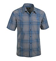 Salewa Scratch DRY M S/S Shirt, M Carlow Ash/Davos