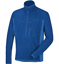 Salewa Selva Polarlite - felpa in pile - uomo, Blue