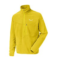 Salewa Selva Polarlite - felpa in pile - uomo, Yellow