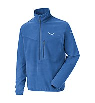 Salewa Selva - Fleecepullover Wandern - Herren, Light Blue