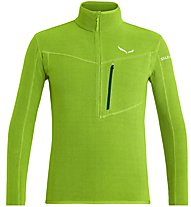 Salewa Selva Polarlite - felpa in pile - uomo, Light Green