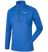 Salewa Sennes Dry - Pullover mit Reißverschluss - Herren, Blue