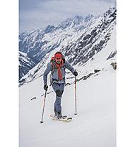 Salewa Sesvenna 2 - Skitourenhose - Herren, Dark Blue/Orange
