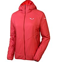 Salewa Sesvenna 2 Ptc - Isolationsjacke mit Kapuze - Damen, Red