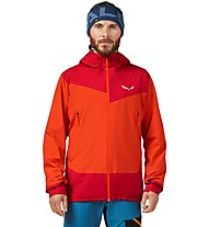 Salewa Sesvenna Active GTX - giacca in GORE-TEX - uomo, Red