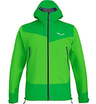 Salewa Sesvenna Active GTX - giacca in GORE-TEX - uomo, Green