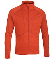 Salewa Sesvenna Merino Jacke, Orange