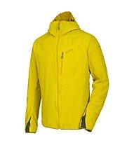 Salewa Sesvenna PTC - giacca con cappuccio scialpinismo - uomo, Yellow