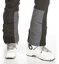 Salewa Sesvenna Skitour Dst - pantaloni lunghi sci alpinismo - donna, Black