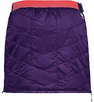 Salewa Sesvenna TW Clt - gonna - donna, Violet/Red