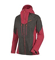 Salewa Sesvenna WO/DST Jacke Damen, Black Out/Red
