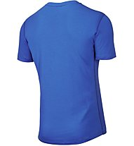 Salewa Sesvenna - T-shirt alpinismo - uomo, Blue
