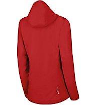 Salewa Sesvenna - giacca alpinismo - donna, Dark Red