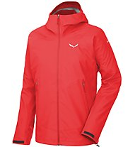 Salewa Sesvenna - giacca alpinismo - donna, Red