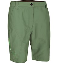 Salewa Seura Dry'ton Shorts Damen, Green
