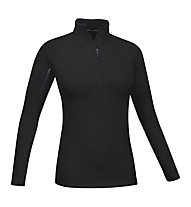 Salewa Sharp Fleecepulli Damen, Black