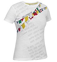 Salewa Sherpawoman CO W S/S Tee, White