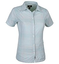 Salewa Shira DRY W S/S Shirt Camicia a maniche corte trekking donna, M Raiburn Lullaby