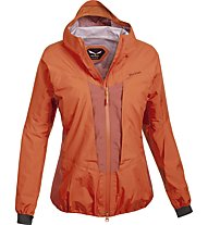 Salewa Shiva GORE-TEX Jacke Damen, Tigerlilly