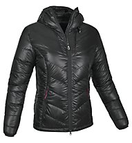 Salewa Simmetria giacca piuma donna, Black