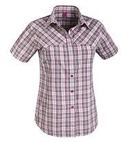Salewa Sira Dry'ton Bluse Kurzarm, Pink