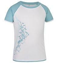 Salewa Sirene DRY - T-shirt trekking - bambina, White