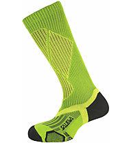 Salewa Ski Pro N Sk - calzini lunghi scialpinismo, Green