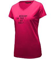 Salewa Slash Dri-Rel - T-shirt trekking - donna, Pink