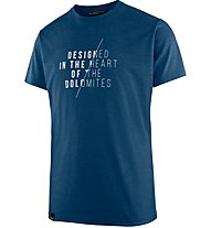 Salewa Slash Dri-Release - T-shirt trekking - uomo, Blue