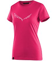 Salewa Solid Dri-Release - T-Shirt Bergsport - Damen, Pink