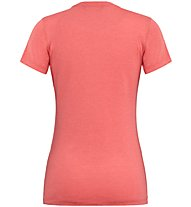 Salewa Solid Dri-Release - T-shirt trekking - donna, Light Red
