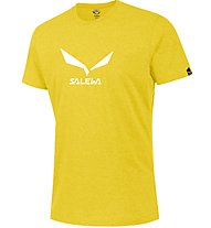 Salewa Solidlogo 2 - Klettershirt - Herren, Yellow