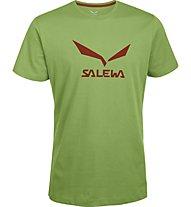 Salewa Solidlogo T-Shirt, Foliage