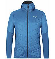 Salewa Sternai Tirol Wool - giacca ibrida - uomo, Light Blue