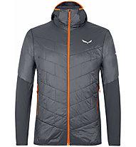 Salewa Sternai Tirol Wool - Hybridjacke - Herren, Blue/Orange